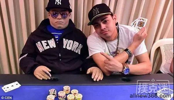 扑克玩家死后在自己葬礼上打牌!有图有真相-蜗牛扑克官方-GG扑克