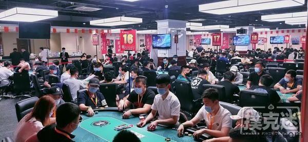 2020盛京杯第五季 | 主赛事火热开启 A组谭清龙以312500记分牌率先领跑-蜗牛扑克官方-GG扑克