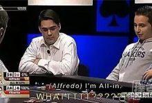 德州扑克牌局分析-史上最逗逼的两局牌-蜗牛扑克官方-GG扑克