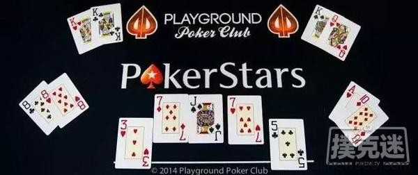 疯狂All in!史上最快4人德州扑克决赛桌,老头上演逆天大屠杀