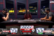 "Phil Hellmuth的新单挑节目中击败了""魔术师""-蜗牛扑克官方-GG扑克"