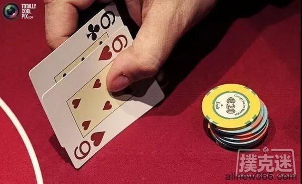 你知道吗:德州扑克翻牌中暗三的概率为11%,是中明三条的10倍!