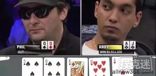 他拿过14条德州扑克金手链,却被这个BB搞得崩溃抱头