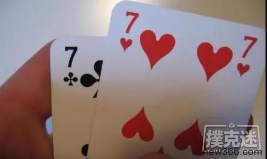 关于德州扑克小口袋对怎么玩,几条小建议