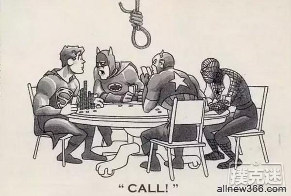 Hero Call:德州扑克中的极限跟注,读取你灵魂