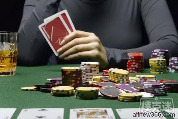 8道题看你算不算个好德州扑克牌手?