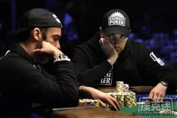 德州扑克牌桌上最容易露出马脚的5个小动作