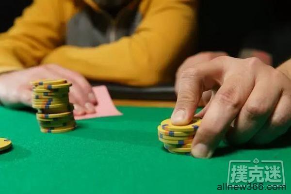 德州扑克平衡的意义是要避免模式性的玩牌!