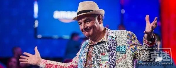乔大爷在WSOP主赛赢的260万刀仍在银行,分文未取