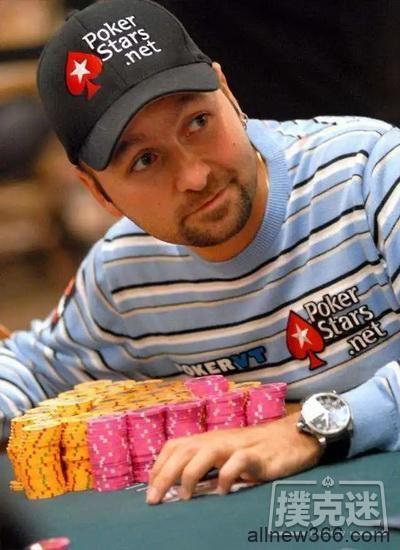 10岁立志做一个职业德州扑克选手-丹牛