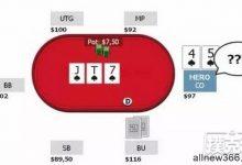切记!这6种德州扑克牌不能慢打!-蜗牛扑克官方-GG扑克