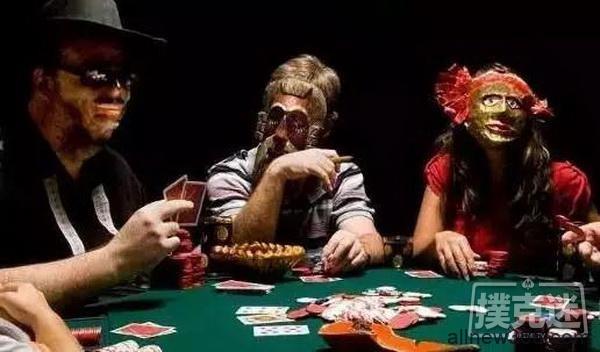 德州扑克中当你最多只能平分底池时该怎么办