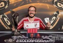 首次参加扑克比赛他,却靠一个大盲拼到冠军!-蜗牛扑克官方-GG扑克