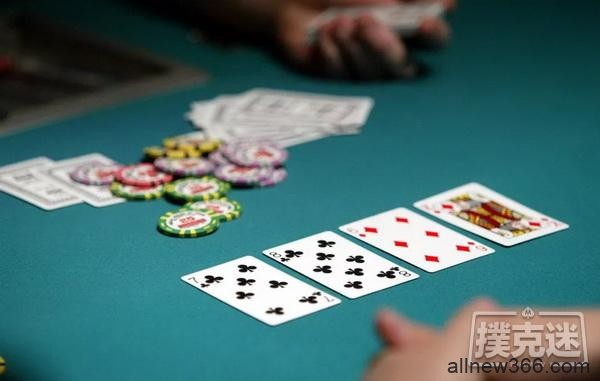 两个奇怪的德州扑克牌手联手谋杀了我三夜的睡眠