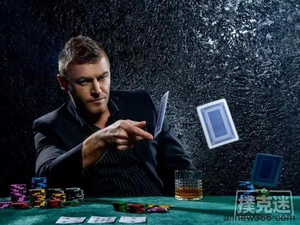 德州扑克策略 | 用快速弃牌来威慑和扰乱对手