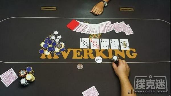 德州扑克中四个让你河牌圈收益倍增的建议