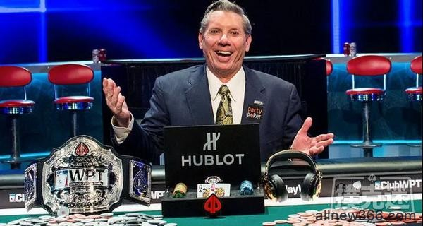 扑克界向Mike Sexton致敬