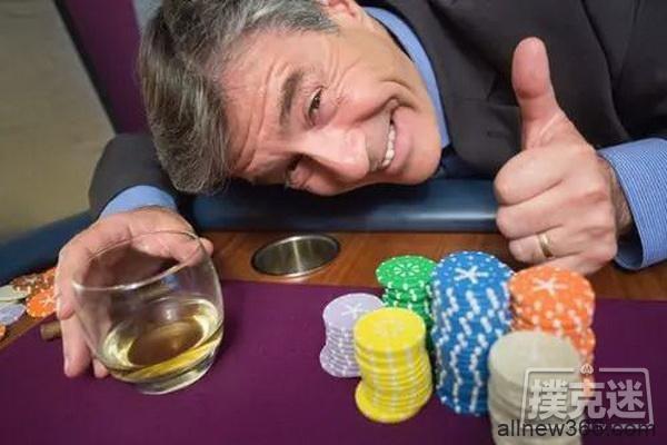 扎金花老手改打德州扑克,从鱼到鲨的进化
