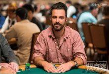 德州扑克主赛第一手牌拿到AA,5分钟后,他out了…-蜗牛扑克官方-GG扑克