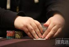 德州扑克中拿到同花连张和小对子很想打?你考虑筹码量了吗-蜗牛扑克官方-GG扑克