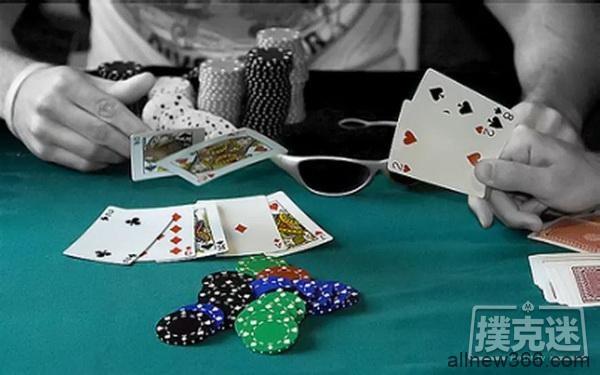 德州扑克中四个对手诈唬不足的典型场合