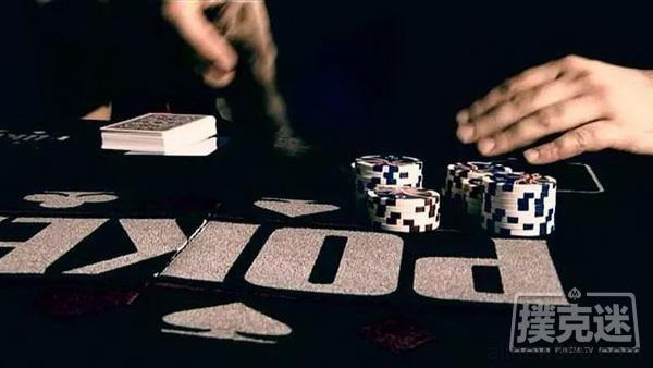 德州扑克中深筹码面对紧弱局,如何调整更有利可图