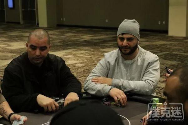 自取灭亡的AA | 德州扑克牌局分析