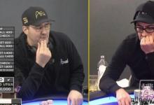 Phil Hellmuth和Esfandiari的第二场单挑即将重启-蜗牛扑克官方-GG扑克