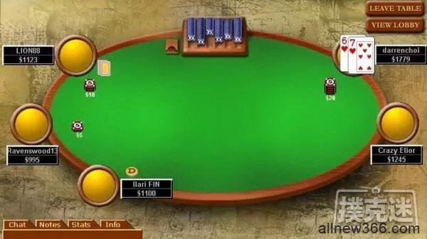 德州扑克这个变态的Bluff,你敢抓吗?