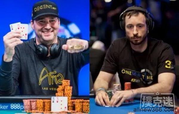 15条金手链得主诈唬逻辑不连贯,被对手中对抓鸡 | 德州扑克牌局解析