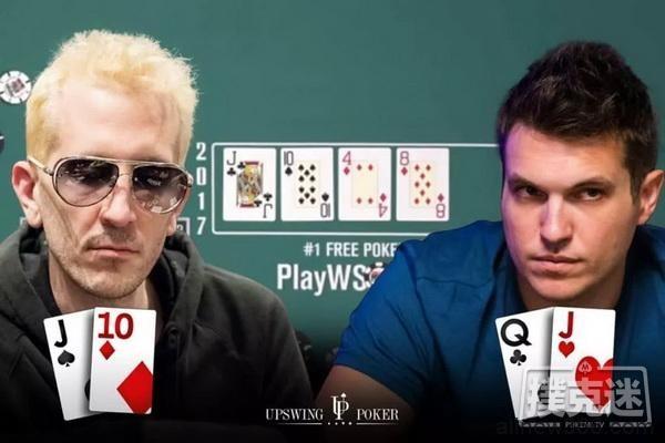 决定368.7万刀奖金归属的一手牌!你会怎么玩?