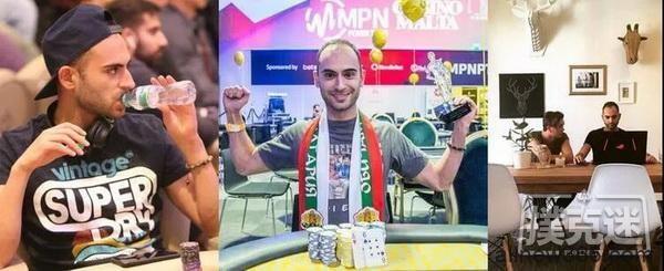 WSOP主赛事冠军Stoyan Madanzhiev