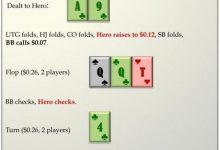 德州扑克桌常规局典型牌例100手-11-蜗牛扑克官方-GG扑克
