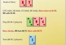 德州扑克桌常规局典型牌例100手-10-蜗牛扑克官方-GG扑克
