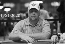 前WSOP主赛事亚军Darvin Moon去世,享年56岁-蜗牛扑克官方-GG扑克