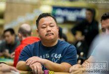 德州扑克牌局欣赏:Kou Vang识破Hellmuth的5高诈唬-蜗牛扑克官方-GG扑克