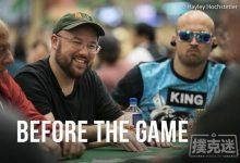 打德州扑克牌之前的日子:Scott Davies是一名律师-蜗牛扑克官方-GG扑克
