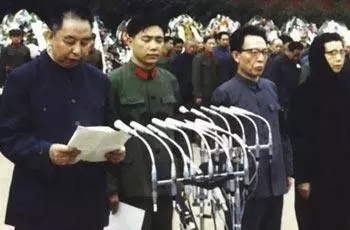 毛主席纪念堂建在天安门广场的真正原因