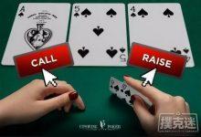 德州扑克如何在单色翻牌面游戏强牌?check-raise还是慢玩?-蜗牛扑克官方-GG扑克