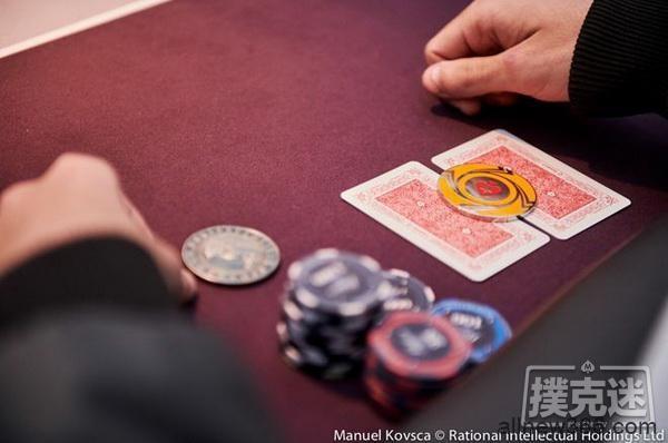 德州扑克自杀式诈唬