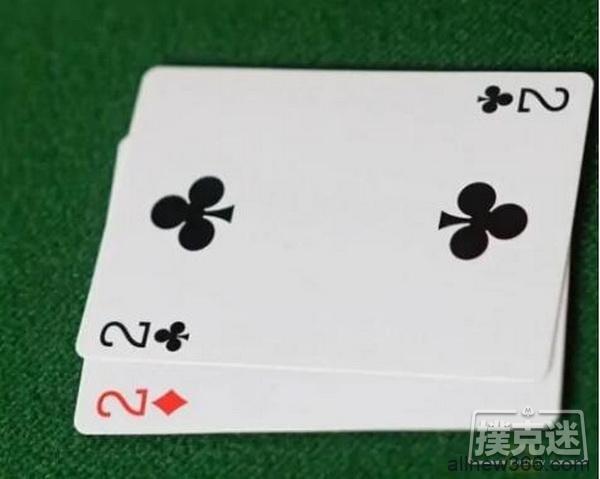 德州扑克关于小口袋对子职业牌手很少提到的事情
