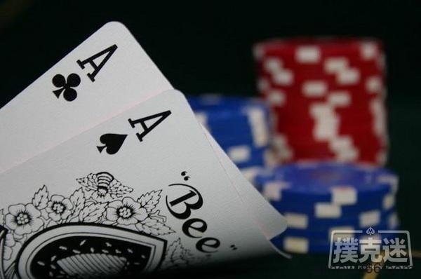 德州扑克有效筹码量与我们的行动计划