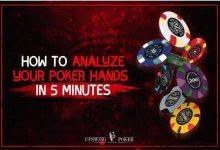 德州扑克如何高效分析你的牌局-蜗牛扑克官方-GG扑克