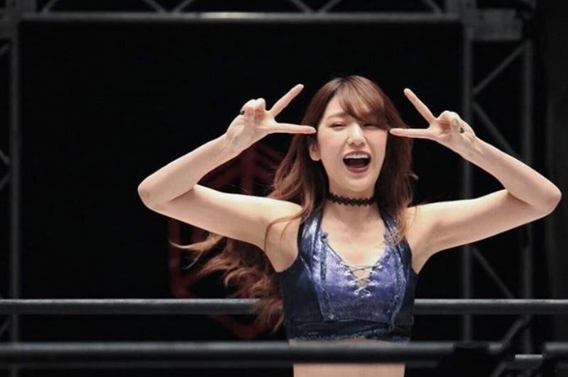 实力F的摔角写真少女,场上狂野场下可以更性感--上福ゆき-蜗牛扑克官方-GG扑克