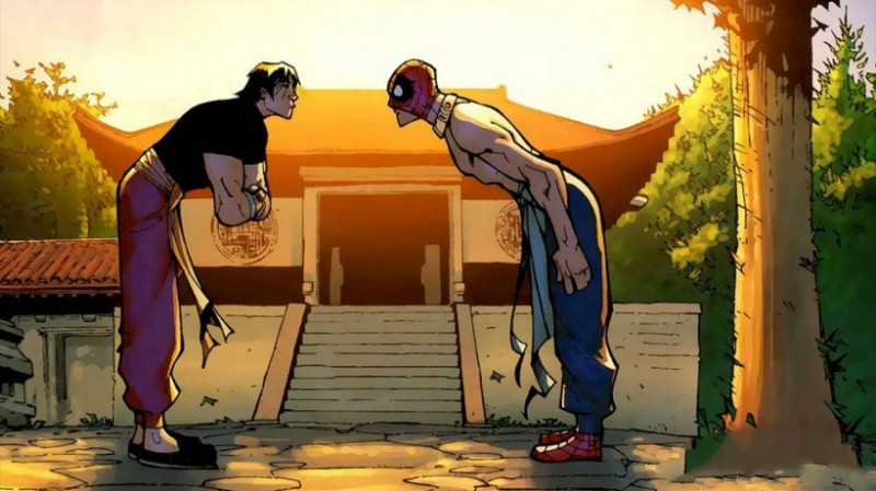 厉害了,首部中国超级英雄《上气》准备加入漫威电影宇宙