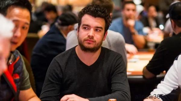 Chris Moorman的WSOPE中遇到的灾难性手牌