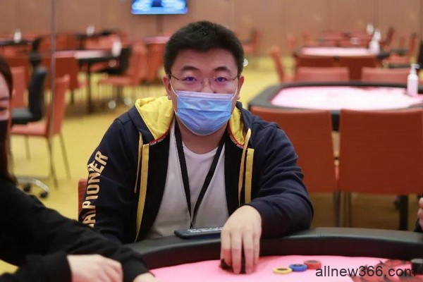 CPG横琴站   人数爆增,张世琦成为主赛B组领先者!