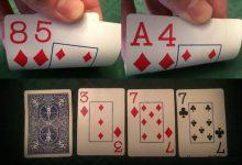 德州扑克你应该用哪些牌去半诈唬?-蜗牛扑克官方-GG扑克