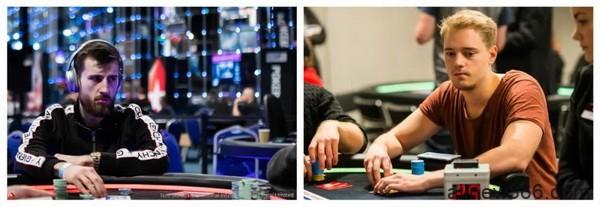 德州扑克同花对上坚果顺子,且看高手如何处理