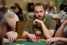 Elio Fox第一次打入决赛桌 冠军将获得奖金$321,948!-蜗牛扑克官方-GG扑克